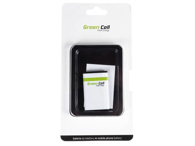 Green Cell Phone Battery for Nokia 1200 1800 2600 3610 6600 E50 N91