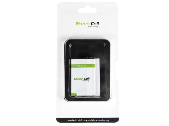 Green Cell Phone Battery for Nokia 6600 E66 E75 ASHA 210 220 501