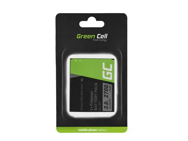 Green Cell Smartphone Battery for Lenovo K3 K5 K5 Plus C2 Lemon 3