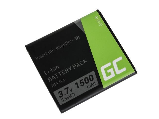 Green Cell Smartphone Battery for myPhone C-Smart Funky
