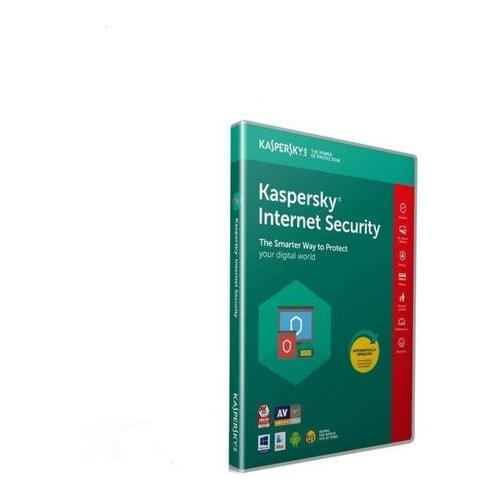 Kaspersky Internet Security Multi-Device 1Device/1 Year, Renewal BOX