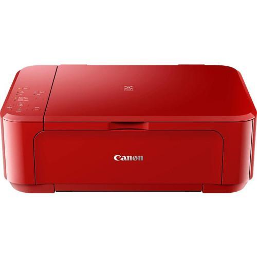 Multifunctional Inkjet Color Canon PIXMA MG3650S, Red